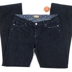Paige jeans Benedict Canyon Size 32